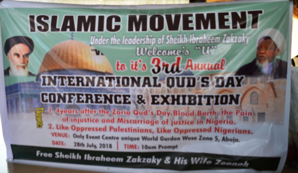 3rd Annual International Quds Day Conference