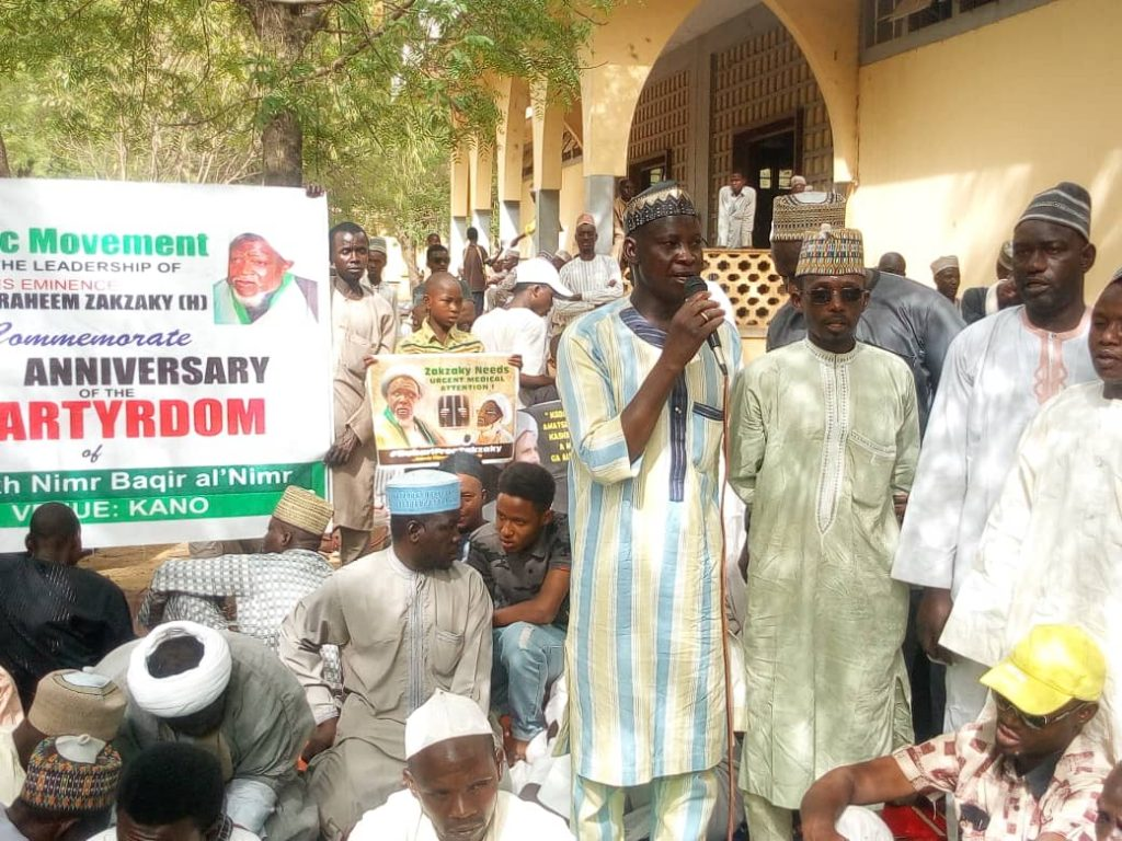 Islamic Movement in Nigeria condemned the execution of minors