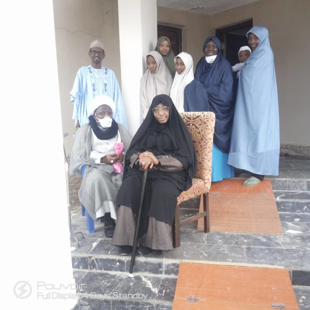 Sheikh Zakzaky and wife may move to India today