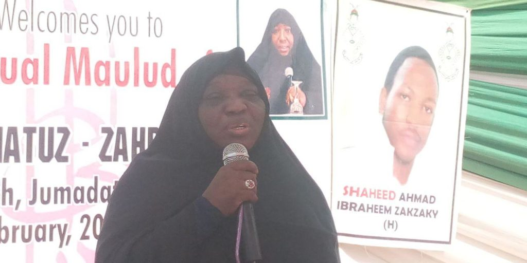 Annual Yaumu-Zahra (AS) Maulud Organised By Sisters Forum Of Islamic movement In Nigeria