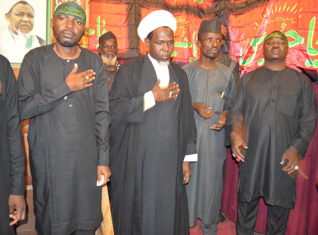 Islamic movement In Nigeria Marks Ayyamul Hussain (AS) In Abuja