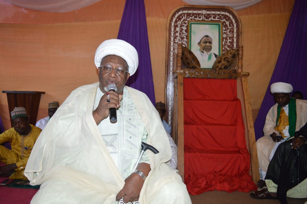 Islamic Movement In Nigeria Marked Eid-el-Ghadeer Celebration