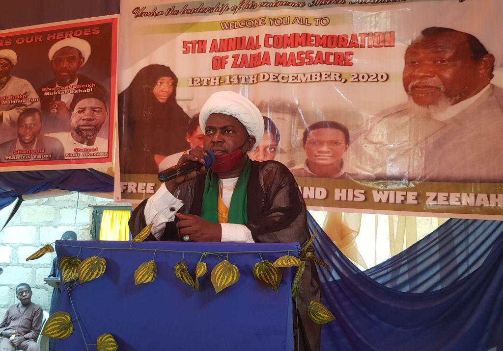 Islamic Movement In Nigeria Commemorates 12/15 Zaria Massacre